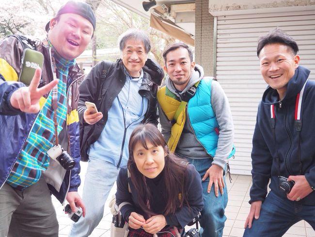 Remote shutter test EyeEm Tokyo Meetup 3