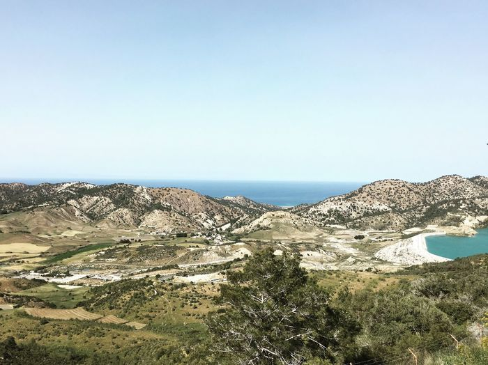 View Nature Cyprus Northern Cyprus Turkish Republic Of Northern Cyprus View From Bayron Pavlides' House Bayron Pavlides Mavi Kosk Mavi Kosk Blue House Kuzey Kıbrıs  Kıbrıs Lake Sea Mafia  Gangster Mafia's View Gangster View