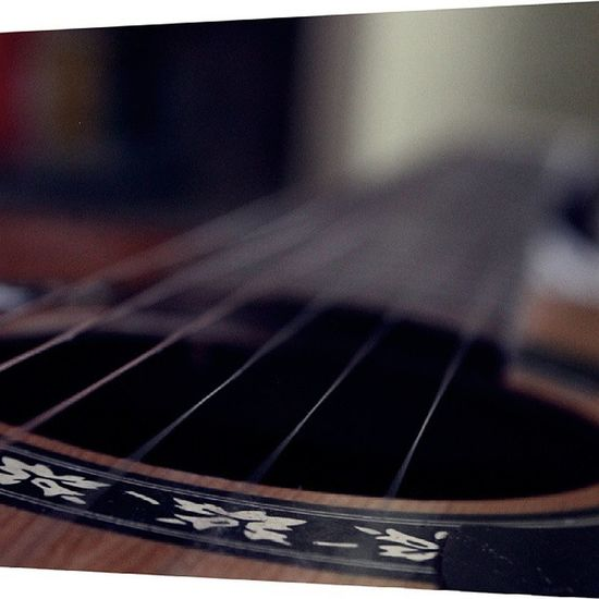 playing~ Guitar Acoustics Perspective String