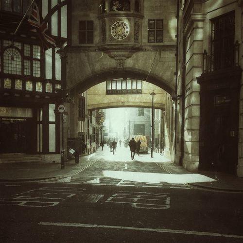 Kingly Street