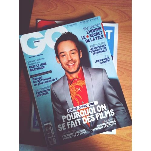 GQFrance  Gentlemen's  Quarterly