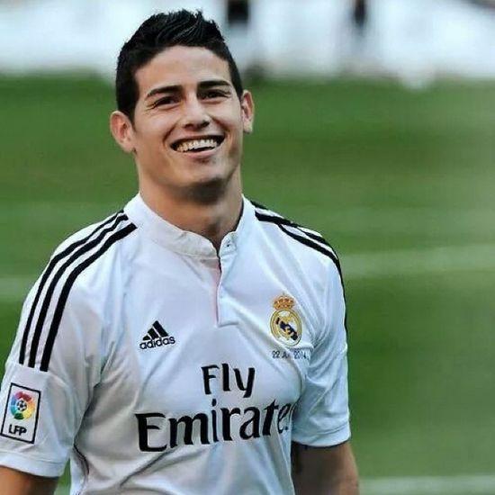 BienvenidoJames ❤👍👌✌👊 @jamesrodriguez10 Jamesrodriguez Colombia James_rodrigues realmadrid HalaMadrid Madridista madridismo Rmcf rma losblancos