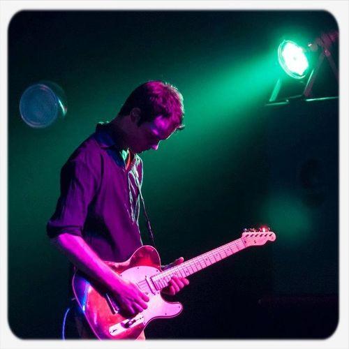 The Spot I Me Mine Guitar Player Live Music Musician