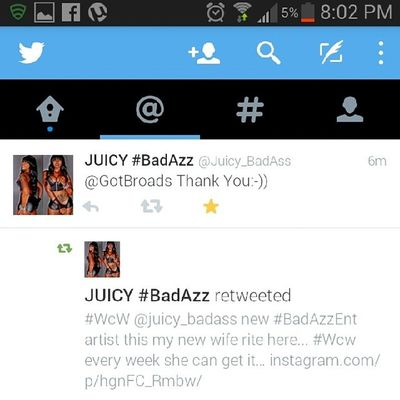 Im Faded yall kno im In LOVE with @juicybadazzent this just made my night and day again 1love Freeboosie ...