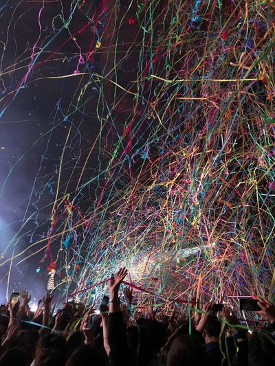 Cesare Cremonini Bologna Concert Live Music Unipolarena Cesare Cremonini ❤ Cesarecremonini Crowd Group Of People Large Group Of People Enjoyment Night Event Real People Arts Culture And Entertainment Illuminated Nightlife Celebration Lighting Equipment Arms Raised Performance Confetti Lifestyles Human Arm Fun Youth Culture Music