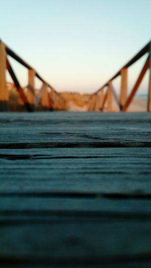 Bridge - Man Made Structure Water NoFILTER :) Nofilternecessary Wooden Way Selective Focus Just As It Was Taken Sunsets Blue Beach Photography Vacations First Eyeem Photo Textured  Textured  FirstEyeEmPic Wooden Structure 2017 Textured  Sunsetporn Building Exterior outdoors Travel Destinations No People Sky Day City