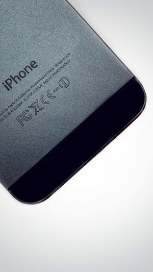 Apple IPhone 5 Amazing Photo Editor Text Close-up No People Indoors  Day