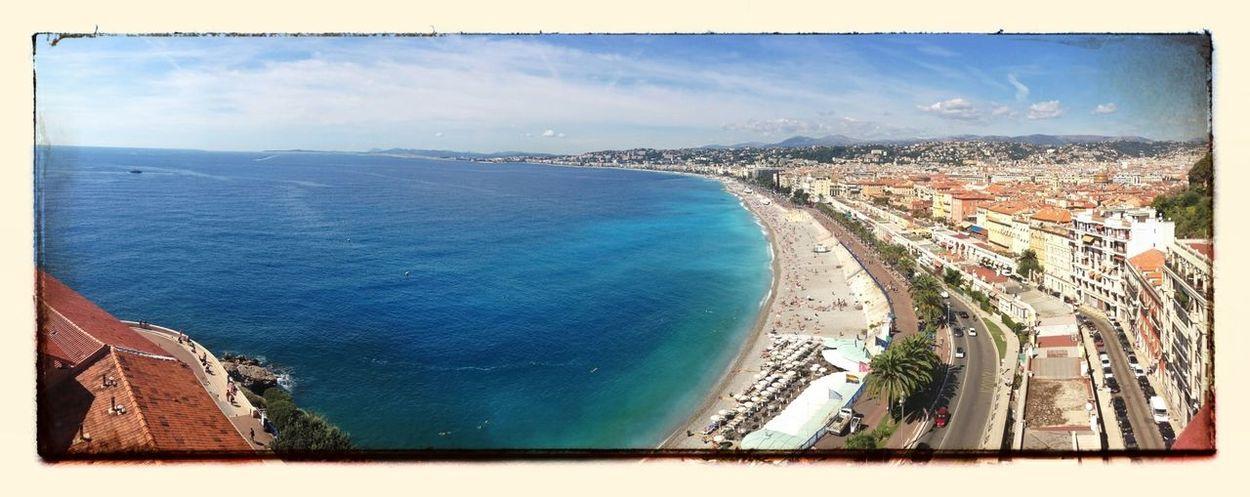 Côte D'Azur Walking Around Taking Photos