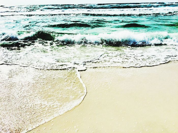 Wave Therapy Sea Sand