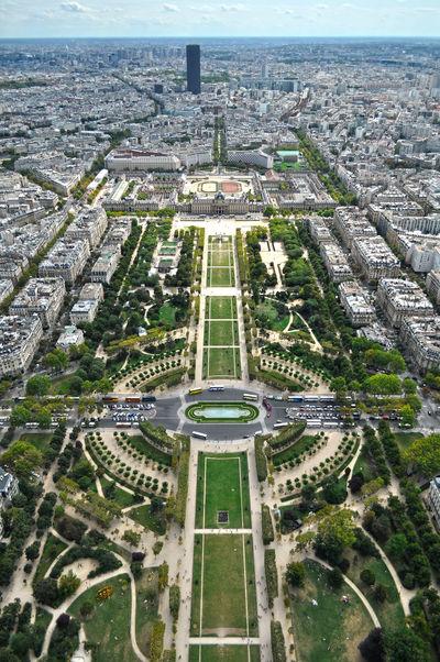 Architecture Champs-Élysées  Citta City City Famous Place France Francia Parigi Paris View Vista Dall'alto