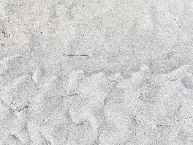 | Sand | Sand White Background Details Sand Bibione Pineda EyeEmItaly Backgrounds Full Frame Pattern Abstract Crumpled Material Rough Textured Effect
