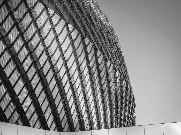 Stadium Arena Architecture Architecture_collection Backgrounds Black And White Blackandwhite Close-up Day Design EyeEm Gallery EyeEm Team Football Football Stadium Full Frame Iron No People Outdoor Photography Pattern Pattern Pieces Repetition Stadium Stockholm Sweden Showcase June Welcome To Black