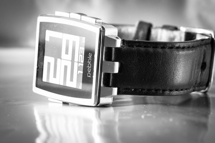 Watch The Clock Smarter watches Pebblewatch