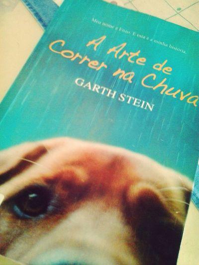 Books A Arte De Correr Na Chuva First Eyeem Photo