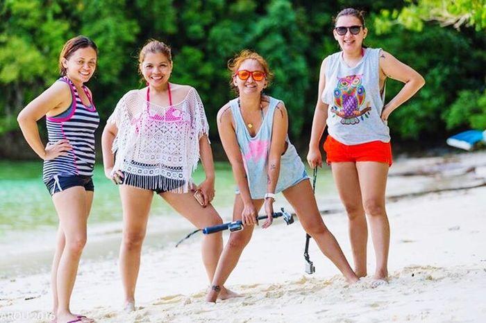 Friendship Summer Summercraze Ladies Beachbums Funtimes SummerFever Sohoton Philippines Travelph IlovePH Ilovephilippines TravelPhilippines SurigaoDelNorte Mindanao