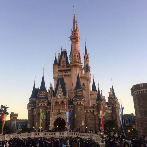 ディズニー ディズニーランド Disney Disneyland Japan Enjoying Life Castle