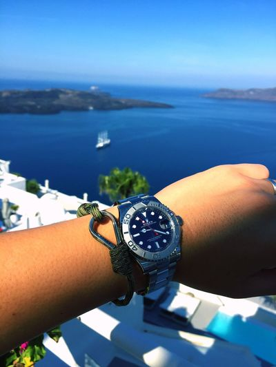 Rolex Rolex Yacht Master II Yacht Santorini Fira