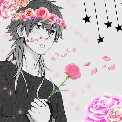 Anime Animeboy Roses Lexyedit