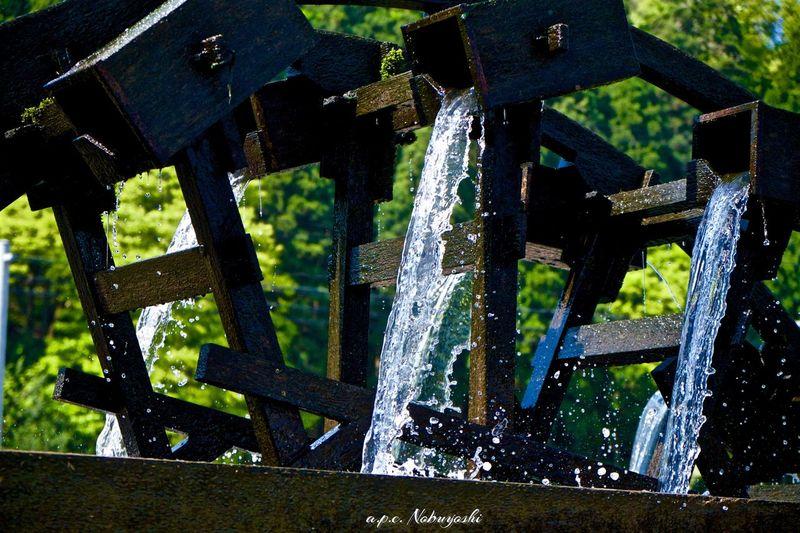 suisya Fukui 福井 Warter Japan Fujifilm Waterwheel Fujifilm X-E2