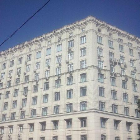 Сталинский_дом Москва Архитектура_Москвы