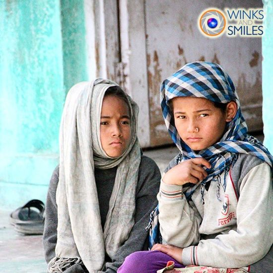 Two Kashmiri girls - Captured at Drass, the second coldest inhabited place in the world, on my way from Srinagar to Leh Ladakh, Jammu Kashmir, India. Kashmir Girls Sisters Drass Coldest Ladakh Leh Jammukashmir Travelogue Travel Wanderlust Pictureoftheday Ig_global_people @igglobalpeople Ig_energy_people @ig_energy_people