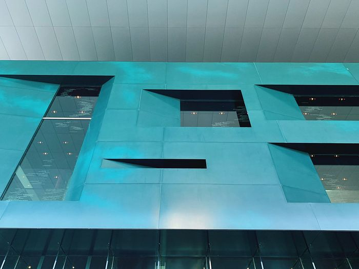 Archi 1 Music Museum Lucerne Architecture Photography Photos Travel Foto Kkl KKL Lucerne Architecture Built Structure No People Building Exterior Day Modern Building City Glass - Material Outdoors Low Angle View Reflection Blue