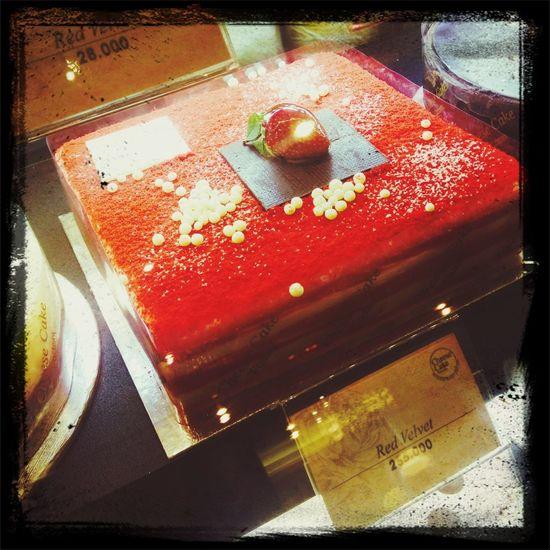 Cakes Jakarta Red Velvet