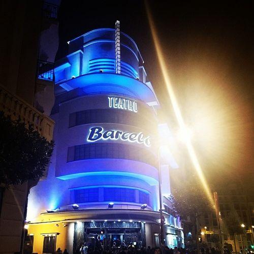 Vamos equipa, aqui é tudo à grande. Hala Madrid Madrid Halamadrid Barceló Disco Discoteca House