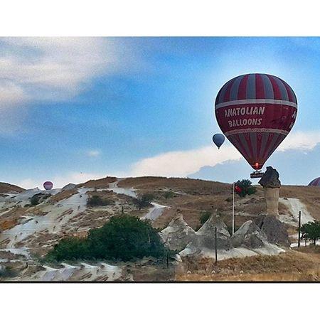 Travel Balon Göreme Capadocia kapodokya