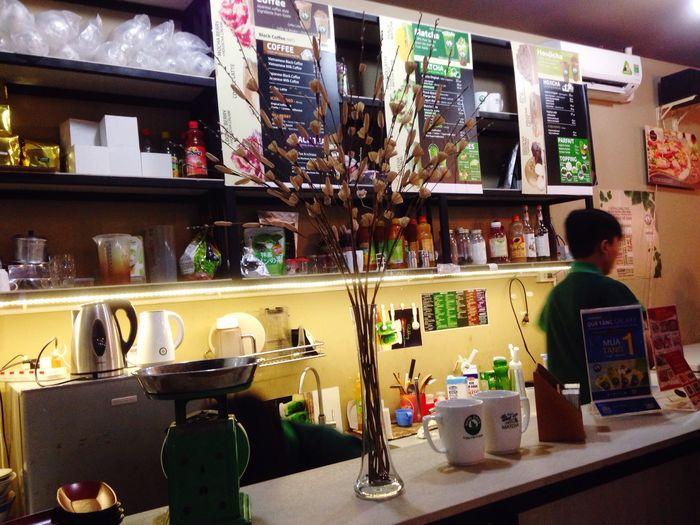 Lieblingsteil Shelf Choice Indoors  Day Vietnam Newdays JapaneseMatchaCOFFE