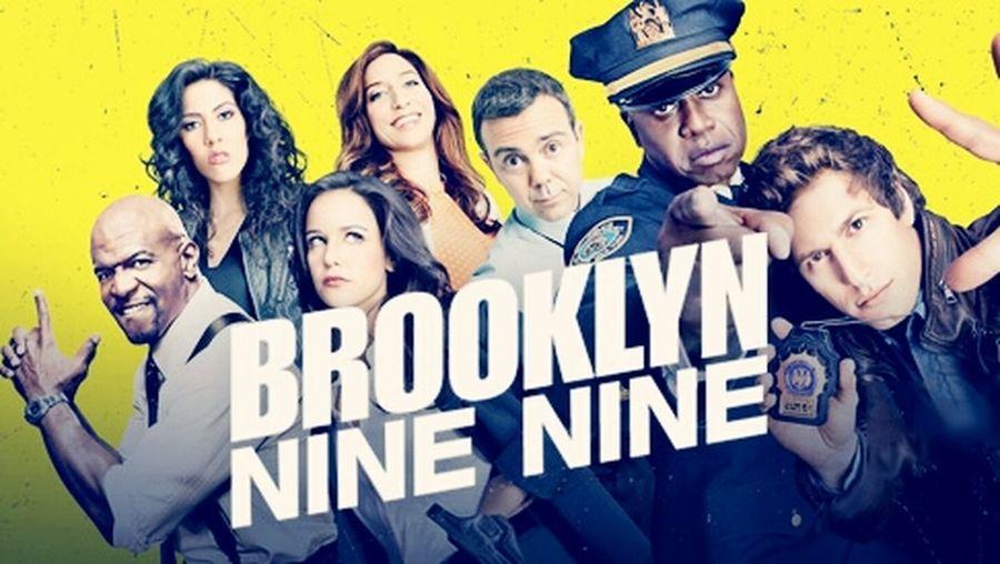 Great series ?✌ Brooklyn99