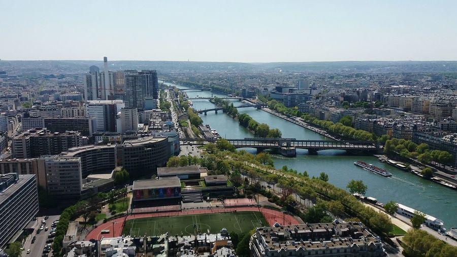 Paris Skyline Taking Photos Sennaparis Sennariolo Bridges Skyline Parisview Eiffel_tower  The Architect - 2016 EyeEm Awards