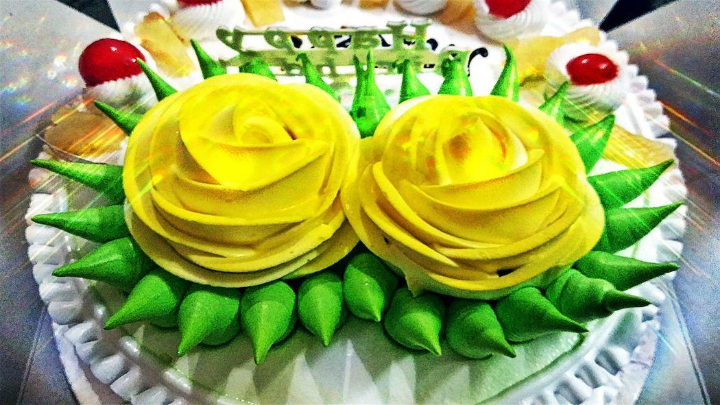 Cake♥ Flowers