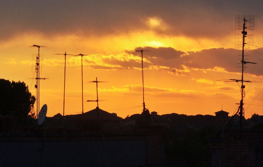 Gold Golden Sunset Golden Light Sunset Golden Sky Silhouette Sky And Clouds Sky Sky And City Rome Roma 43 Golden Moments Clouds And Sky Clou Silent Moment Silence Relax Relaxing Moments Relax❤️ Relaxing View Sunshine Sunlight Sunlight And Shadow Sunshine ☀ Sunlight And Clouds