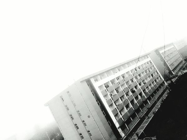Rizhao Black And White Check This Out Fog City Not Beautiful Googmorning