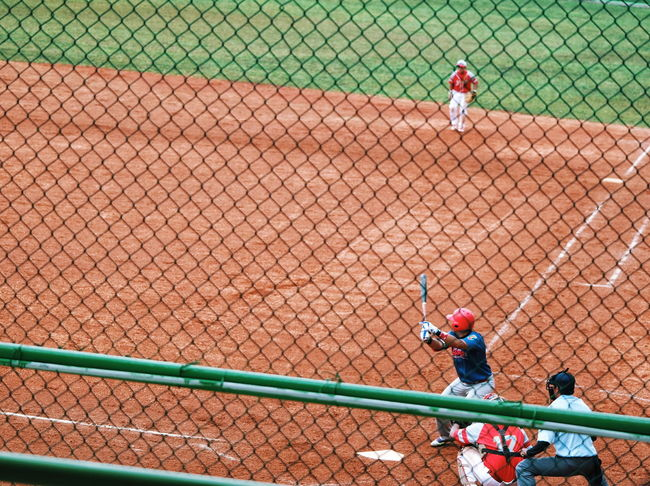 People And Places Safety Protection Water Sea Chainlink Fence Outdoors Nature Day Tranquil Scene Tranquility Hobbies Scenics Non-urban Scene Leisure Activity Lifestyles EyeEm Best Shots EyeEmBestPics EyeEm Gallery Baseball Game Baseball ⚾ INDONESIA Sports Photography Green Color Summer