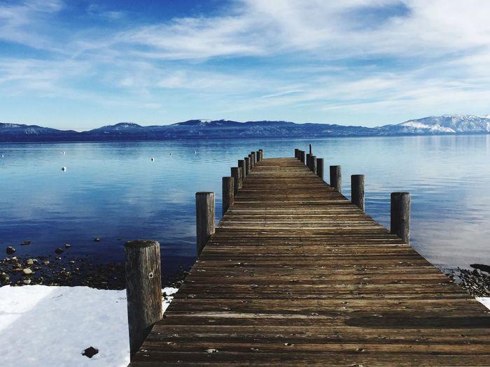 Lake View Lake Tahoe First Eyeem Photo