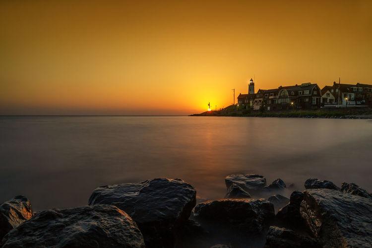Sunset - Urk |
