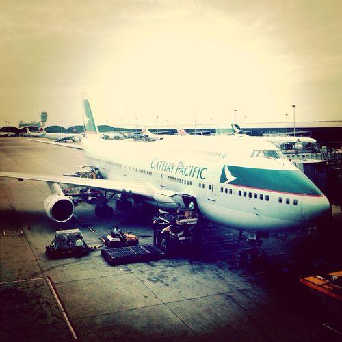 香港到曼谷