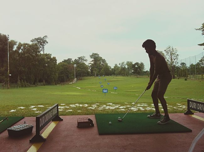 Golfing EyeEm Best Shots Being Tiger Woods