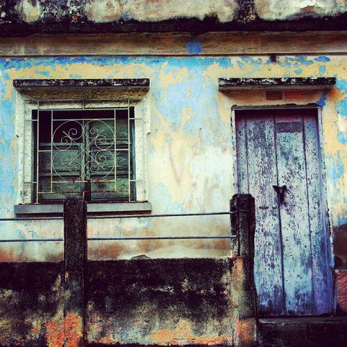 Old House House Venezuela Yaracuy San Felipe Show_em