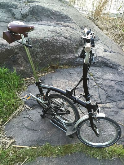 Brompton Folding Bike Helsinki