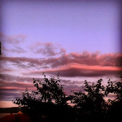Beautiful Sunset Weather Colors clouds