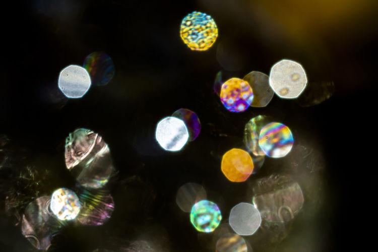 Geometric Shape Multi Colored Circle Bubble Shape No People Nature Close-up Selective Focus Vulnerability  Sphere Design Mid-air Reflections