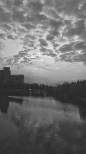 Sky Cloud - Sky 傍晚 First Eyeem Photo