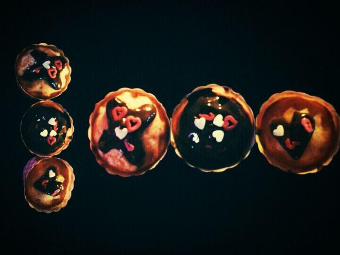 Sunday cupcakes ♥