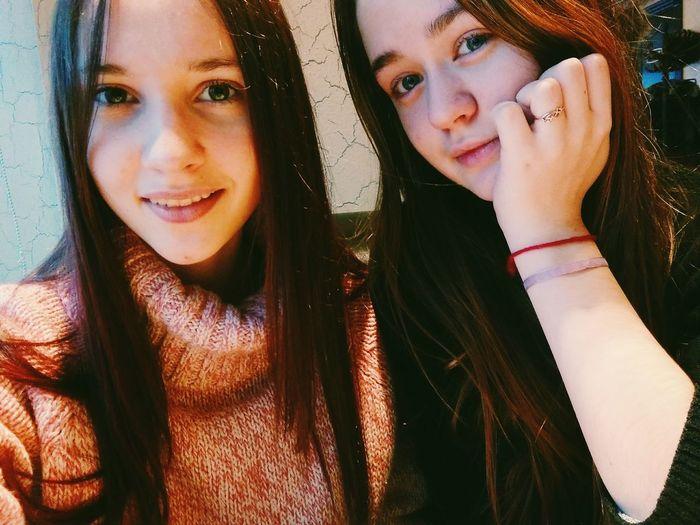 Friend Friends ❤ Friend ✌ Best Friends People Young Women Women Happiness Friendship Smiling Beautiful People Two People