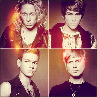 Наши самые красивые, талантливые и любимые ребятки! ❤? 4post Group Rock Star music best boys guys