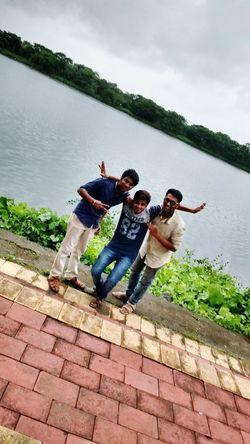 My seniors College Life♥ Riverbank