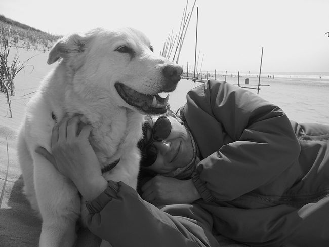 Wishy A Dogs Life Beach Love Monochrome Chilling I Love My Dog B&W Portrait Beachphotography Life Is A Beach Two Is Better Than One Pet Portraits